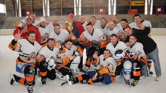 Tygr Team si po zápase s Javorníkem zajistil třetí titul.