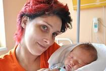 OLIVER KUBÍN.  V Litomyšlské nemocnici se v úterý 25. května v 0.18 hodin narodil  třetí potomek rodičů Gabriely a Tomáše.  Maminka si zvolila porod do vody. Oliver vážil 3,55 kilogramu a měřil 52 centimetrů.  Bude vyrůstat v Horní Čermné.