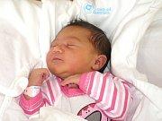 SILVIA SIVÁKOVÁ. Rodiče Silvia a Jiří se od 5. května 17.34 hodin radují z narození dcerušky. Sestřičky litomyšlské porodnice jí navážily 3,5 kilogramu a naměřily půl metru. Rodiče si holčičku odvezou do Bořin u Poličky.
