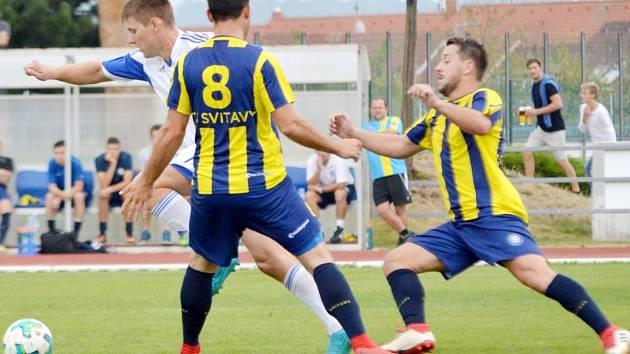 Svitavy si poradily se Žamberkem a oslavily premiérovou výhru v sezoně.