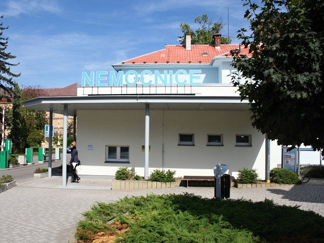 Litomyšlská nemocnice. Ilustrační foto.