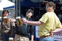 Pivní slavnosti ve Svitavách.