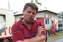 Hynek Navrátil - ředitel Cirkusu Humberto.