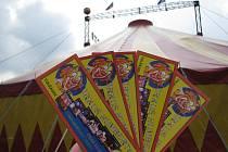 Do Svitav přijel Cirkus Humberto.
