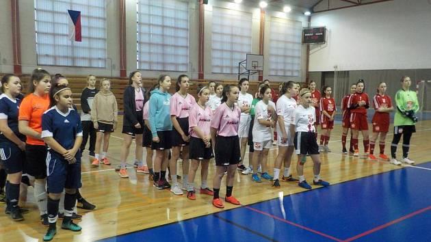 Studenti gymnázia v Litomyšli mají opravenou tělocvičnu.