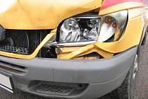 V ranních hodinách se střetl řidič se zvěří.