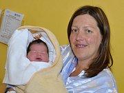 LEA ŠKRANCOVÁ. Narodila se 19. června Pavle a Robertovi z Letovic. Měřila 48 centimetrů a vážila 3,1 kilogramu. Má sestřičku Karolínu.