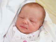 ZORA JOKEŠOVÁ. První dcerka Lenky a Josefa z Morašic se narodila 6. listopadu. Měřila 49 centimetrů a vážila  3,023 kilogramu.