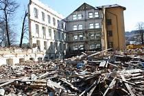 Vitku v Brněnci připomínají jen zdi. Olomoucká firma se nevzdává plánů na logistické centrum a muzeum.