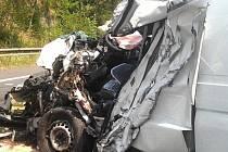 Z nehody na I/35