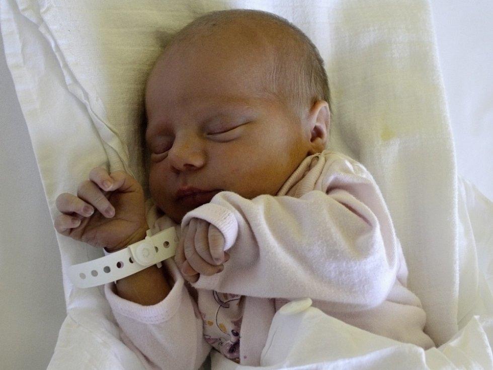 BARBORA ŠPLÍCHALOVÁ. Narodila se 18. září Michaele Papáčkové a Martinovi Šplíchalovi z Opatova. Při porodu měřila 48 centimetrů a vážila 2,685 kilogramu. Má brášku Martínka.