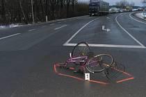 Páteční nehoda v Lačnově si vyžádala jeden lidský život.