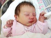 NELA BETLACHOVÁ. Rodina Aleny a Jaromíra a dvouleté Natálky z Dolního Újezdu se od 6. července 20.38 hodin raduje za narození Nely. Vážila 2,9 kilogramu a měřila půl metru.