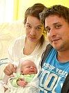 DANIEL STRUHÁR.  Narodil se 12. dubna Zdeňce Struhárové a Danielu Winterovi. Měřil 51 centimetrů a vážil 3,5 kilogramu.