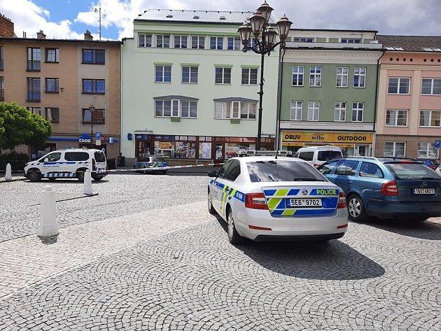 Anonym nahlásil bombu vbance ve Svitavách