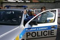 Den s policií v Brněnci.