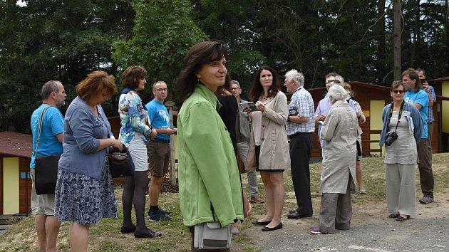 Komisaři z Evropy zhodnotili Poříčí.