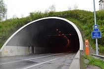 Tunel na Hřebči