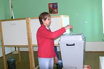 Volby v Hradci nad Svitavou.