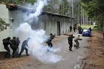 MUNIČNÍ SKLAD V KVĚTNÉ.  V  květnu roku 2010 se ve  vojenském areálu uskutečnilo velké cvičení  Burning Forest, které mělo prověřit, jak je sklad chráněný.