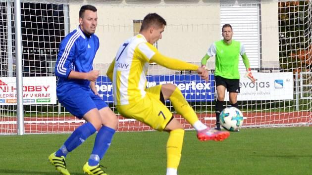 TJ Svitavy vs. FK Česká Třebová.
