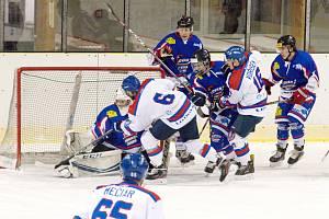 HC Litomyšl vs. HC Slovan Moravská Třebová, 4. čtvrtfinále.