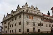 SVÁTEK SVATÉ BARBORY je příležitostí k předvánoční návštěvě litomyšlského zámku.