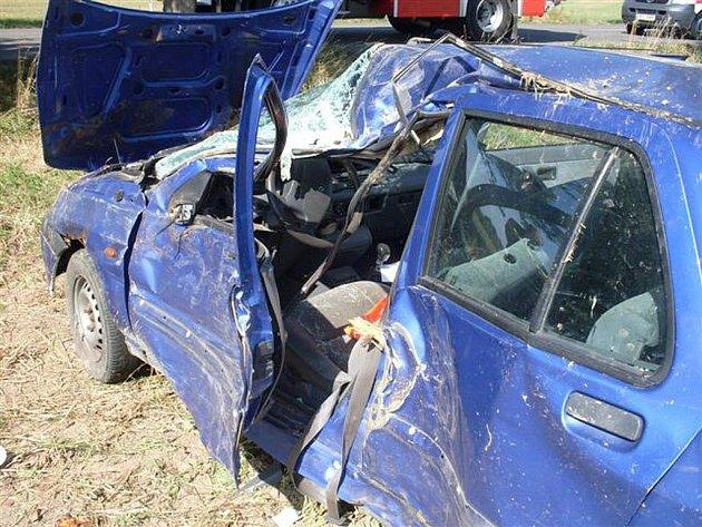 Nehoda u Morašic.