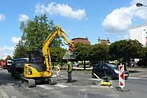 Cestu přes Svitavy komplikují rekonstrukce.