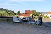 Havárie v Boršově