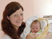 KRISTIAN KÖHLER. Narodil se 22. června Martě a Davidovi z Jedlové. Měřil 50 centimetrů a vážil 3,08 kilogramu. Má brášky Doriana a Damiana.