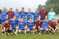 Turnaj KKZP a stará garda Sparty v Čisté.