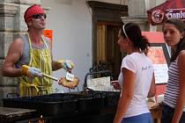 BRAMBORÁKY patří k moravsktřebovskému festivalu stejně jako folk a country hudba.