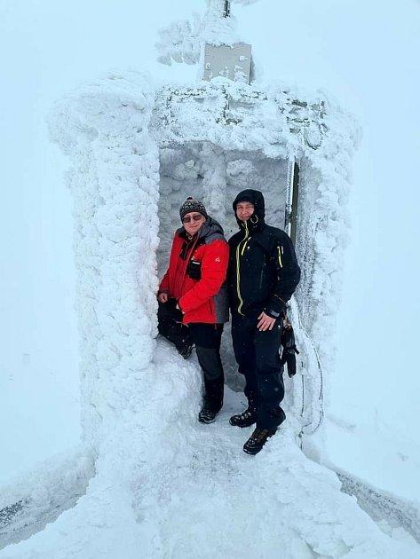Milan Blaha zMoravské Třebové po 9letech prodal Českou poštovnu Anežku na Sněžce.