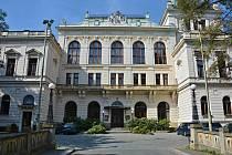 Smetanův dům v Litomyšli.