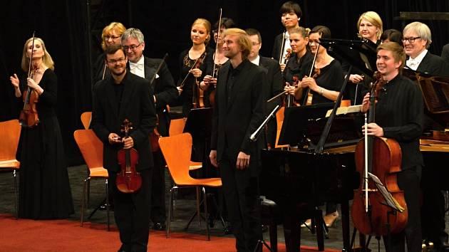 Zahajovací koncert Smetanovy Litomyšle 2016.
