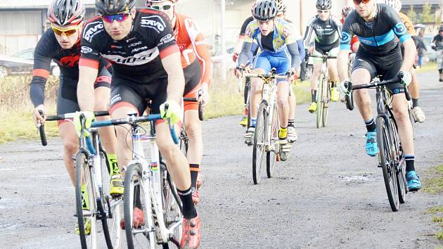 Svitavský cyklokros.