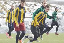 Fotbalová příprava: Svitavy vs. Litomyšl