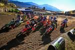 Orion Racing Team na mistrovství Evropy v Itálii: 101 Bartoš, 99 Rathouský, 202 Nedvěd.