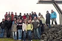 Studenti ze svitavského gymnázia se zúčastnili vzdělávacího semináře v Terezíně.
