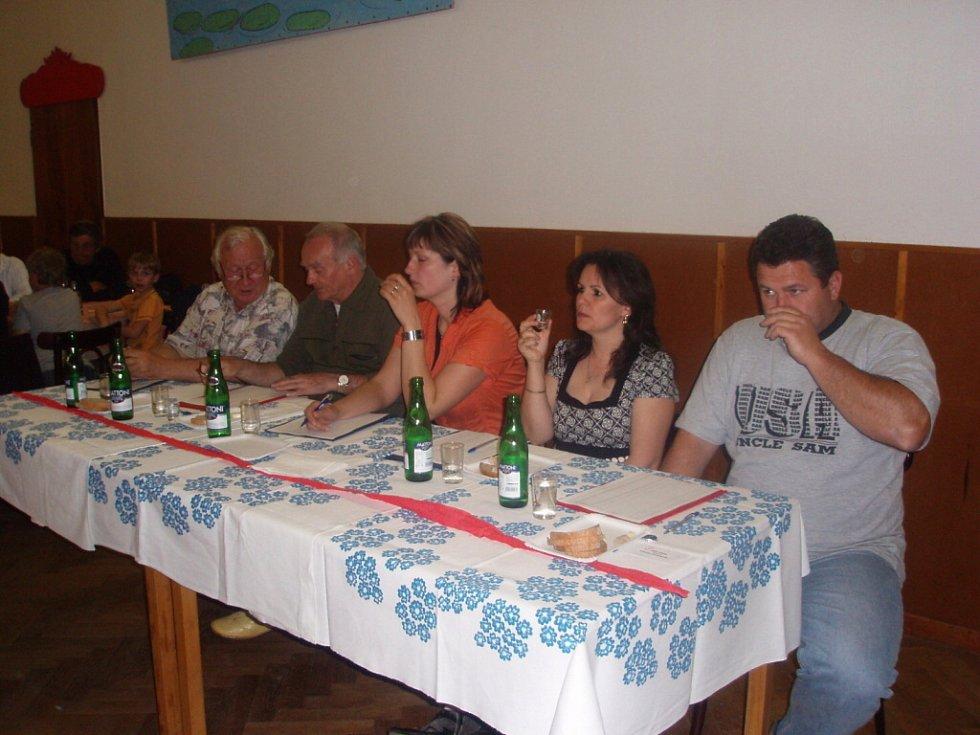 Druhý ročník soutěže Rozhranský Ťutánek 2009.