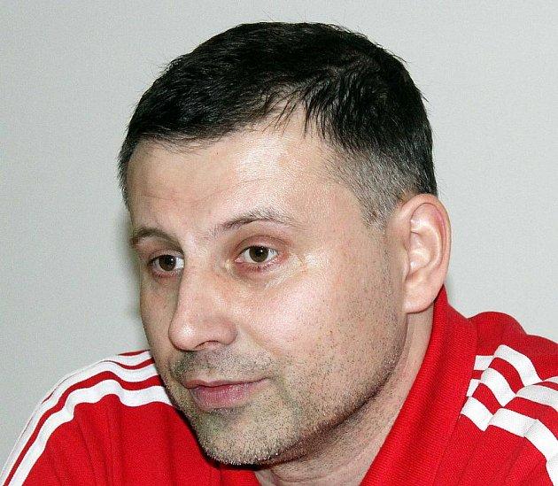 Trenér Tomáš Pětivlas