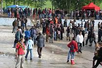 Poličské Rockoupání 2009.