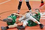 Úžasné bitvy zvládli mladí Litomyšláci jak ve skupině proti Zielone Goře, tak ve finále proti Opavě. Euforie na konci se nedala ani popsat.