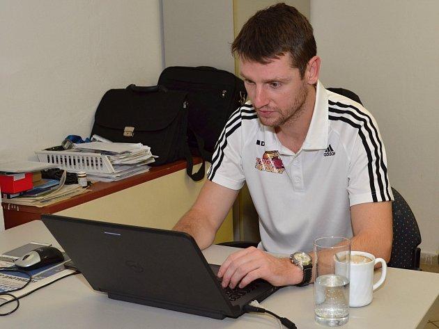 Lubomír Růžička, trenér Dekstone Turů Svitavy, odpovídá čtenářům Deníku.