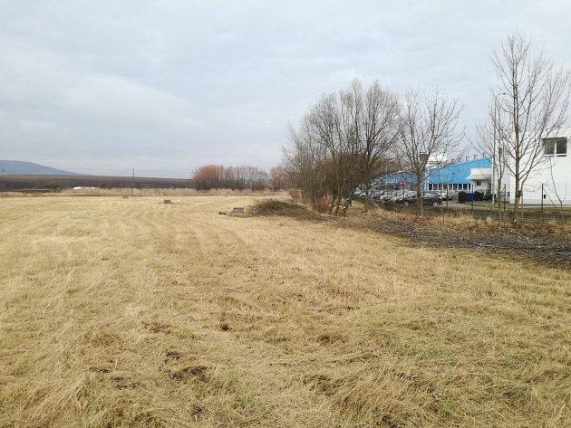 V nové průmyslové zóně v Jevíčku vyroste výrobní hala firmy Rehau