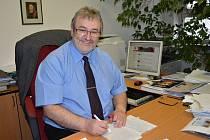 Milan Báča je ředitelem svitavského gymnázia