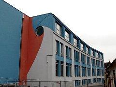 Multikulturní centrum Fabrika ve Svitavách.