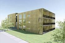 Nové energeticky pasivní bytové domy v lokalitě Bezručova v Poličce