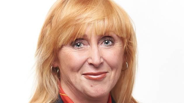 Krajská radní Hana Štěpánková z Morašic